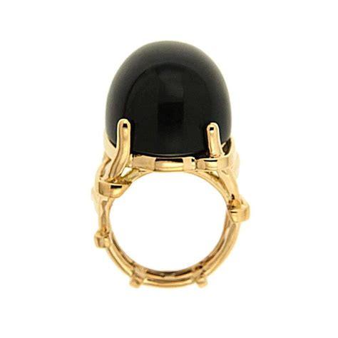 black jade ring trellis black jade gold ring for sale at 1stdibs