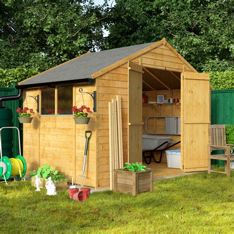 Cheap Wooden Shed by Wooden Sheds For Sale Cheap Timber Garden Shed