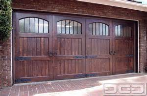 california 14 custom architectural garage door