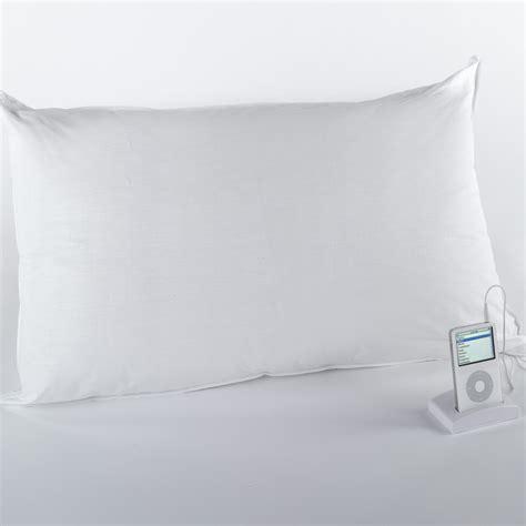 Soundasleep Pillow by Sound Asleep Imusic Pillow Buy From Prezzybox