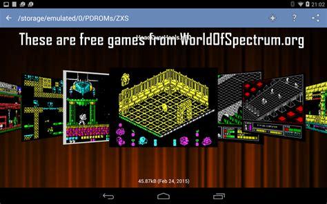 aptoide zelda speccy zx spectrum emulator android apps on google play
