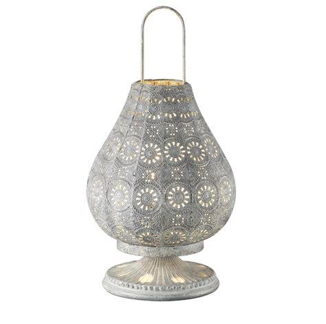 Nachttisch Orientalisch by Tischleuchte Orientalisch In Grau Antik Tischle Leuchte