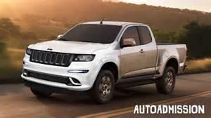 2015 Jeep Truck 2015 Jeep Comanche Compact Truck