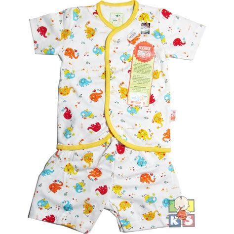 Set Cat Baju Anak newborn 0 6 bulan