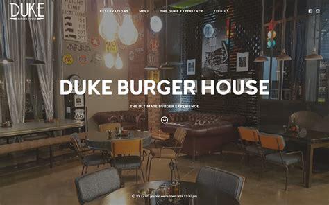 id馥 cr馘ence cuisine dukeburgerhouse qa showcase desktop pixelgrade