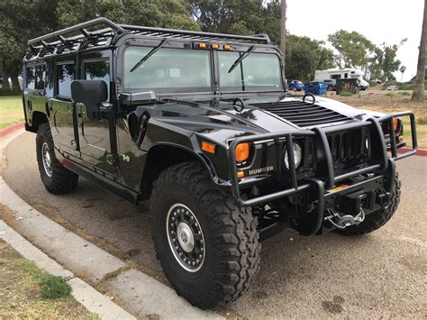 2006 hummer h1 alpha for sale for sale 2006 hummer h1 alpha search and rescue edition