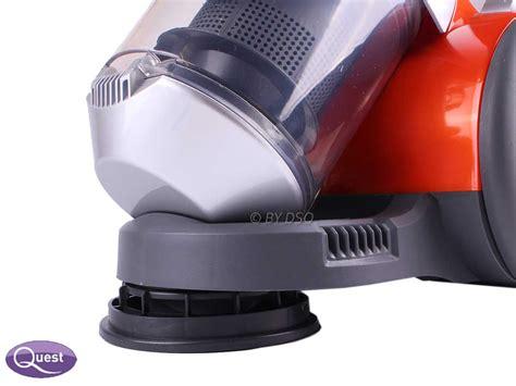 Vacuum Cleaner 1000 Watt quest bagless cyclonic vacuum cleaner 1000 watts bml41720 ebay