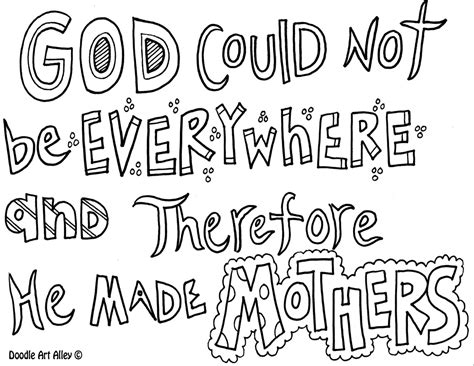 doodle religion family coloring pages religious doodles