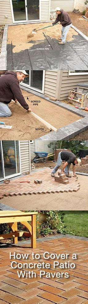 How To Cover Concrete Patio by Paver Driveway Extension In Colorado Curb Appeal