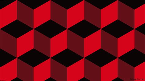 wallpaper black red 3d 3d cubes wallpapers background images