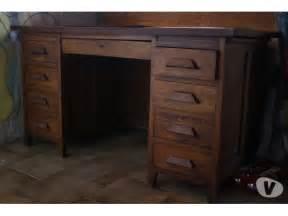 bureau bois massif clasf