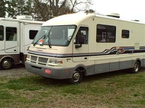 454 rv dyno 1993 southwind 30 ft motorhome by fleetwood dragtimes