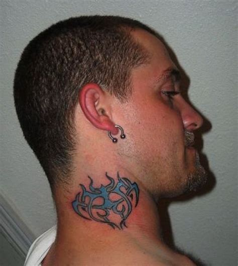 tattoos for men on neck 69 innovative neck tattoos for