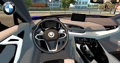 bmw interior mods bmw i8 interior v3 0 1 28 x car mod truck