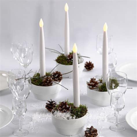 decorazioni candele decorazioni natalizie con candele led guida fai da te