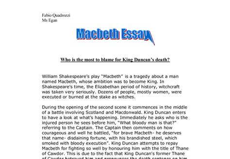themes of madness in macbeth macbeth essay on ambition is ambition the root of macbeth