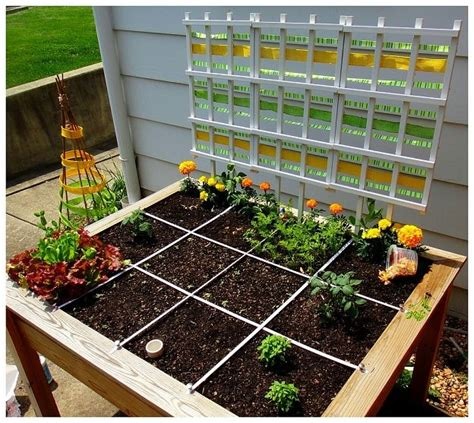 Square Foot Gardening Ideas Square Foot Gardening Plans 16 Fascinating Square Foot Gardening Ideas Photograph Inspiration
