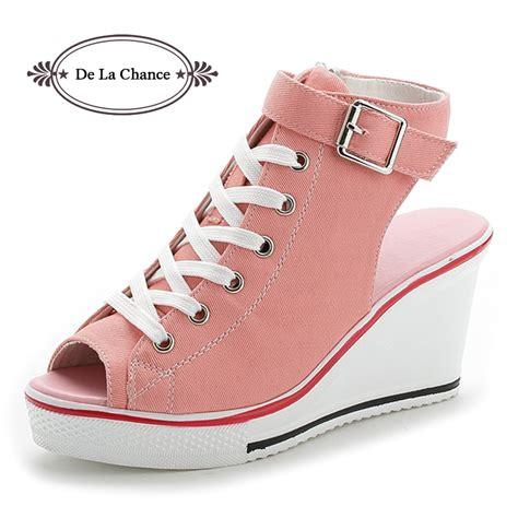 Promo Sandal Wanita Wedges Slop aliexpress buy new platform sandals summer