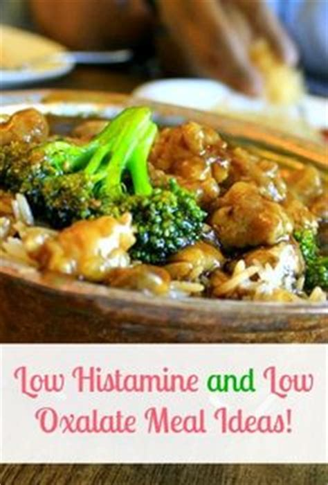 Detox And Mastocytosis by Low Histamine Diet Recipes And News For Food Allergies