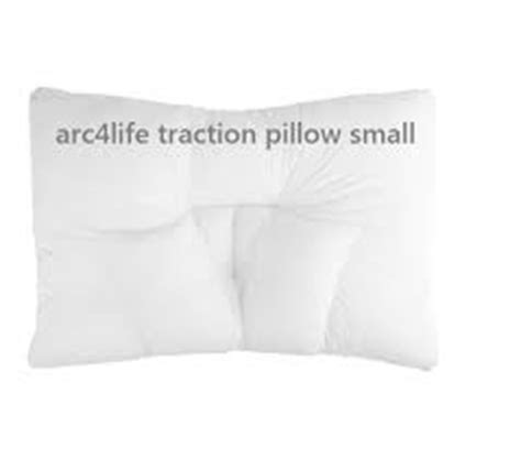 Arc4life Cervical Linear Traction Neck Pillow by Arc4life Shopping Cart Shop For Neck Pillows And Neck