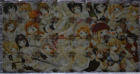 18 Cute Anime Girls In Bikinis 4 215 8 Ark Templates Ark Paint Templates