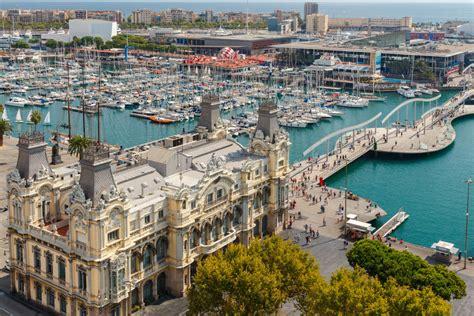 barcelona to porto porto de barcelona 233 o 4 186 mais importante no setor de turismo