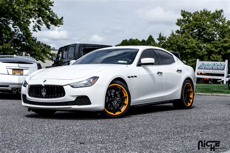 maserati ghibli modified maserati ghibli st 252 ttgart gallery mht wheels inc