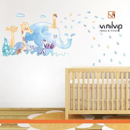 vinilos cuarto bebe vinilos decorativos para cuartos de beb 233 vinilvip