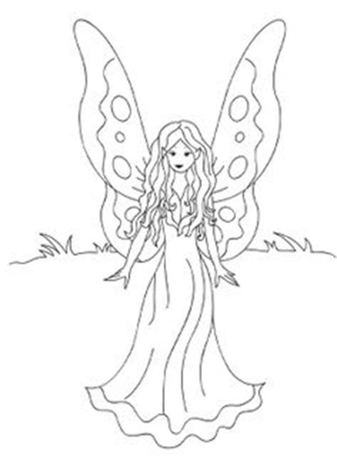 how to draw a fairy silhouette step by step drawing fairy silhouette coloring page zentangles pinterest