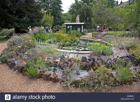 Europe S Oldest Man Made Rock Garden At The Chelsea Physic Who Made Rock Garden