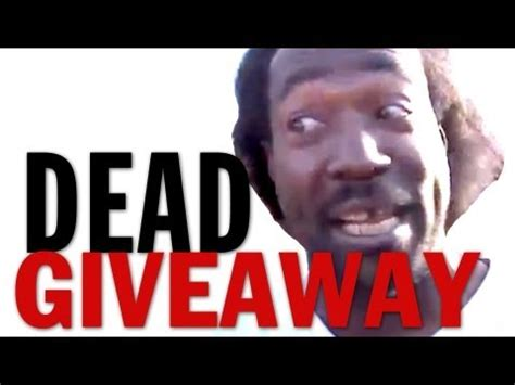 Giveaway Meme - dead giveaway hero charles ramsey songified charles ramsey s interview know