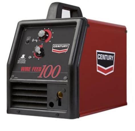 century lincoln k2786 1 wire feed 100 welder new ebay