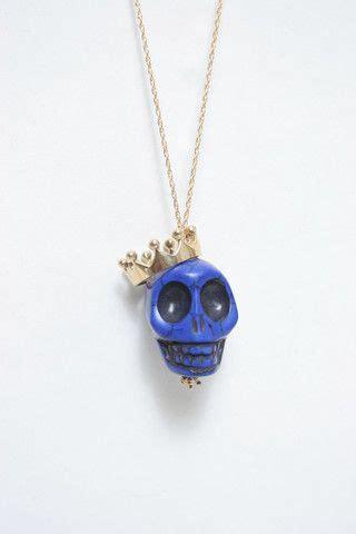 kyle richards skull necklace pinterest