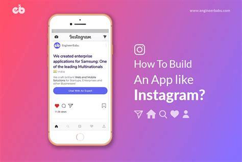 instagram mobile how to build a mobile app like instagram hacker noon