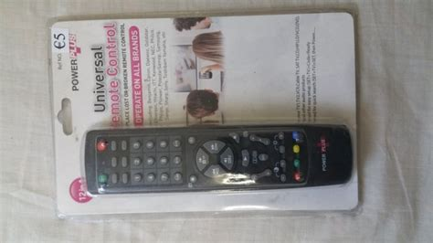 last chance get the blumoo universal remote control for 12 in 1 universal remote control tv vcr dvd sat cable cd
