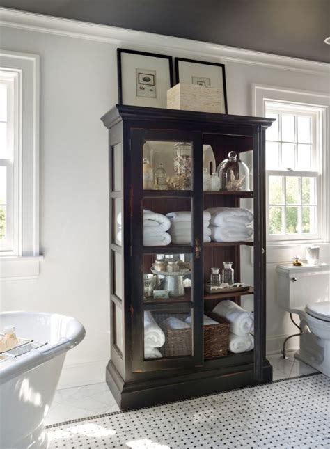 25 best ideas about glass curio cabinets on