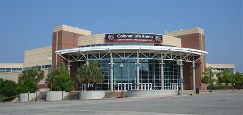 Sorority House Floor Plans by Colonial Life Arena Wikipedia
