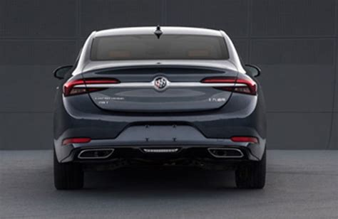 2020 Buick Lacrosse by 2020 Buick Lacrosse Leaked