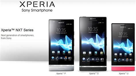 Hp Sony Second daftar harga hp sony xperia terbaru september 2014