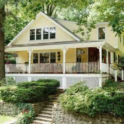 Wrap Around Front Porch by Front Porch Design Ideas Wrap Around Porches The Wrap