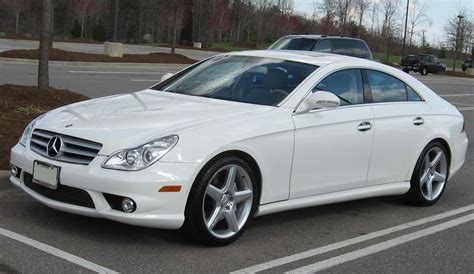 Mercedes Wi by Mercedes Clase Cls Wikiwand
