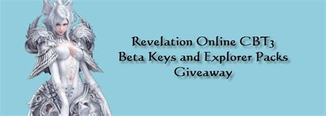 Revelation Online Founders Pack Giveaway - dulfy