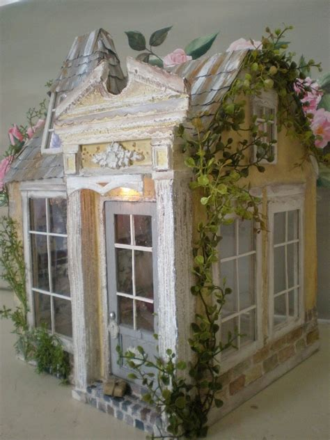 customized doll houses cinderella moments ballerina cottage custom electric dollhouse