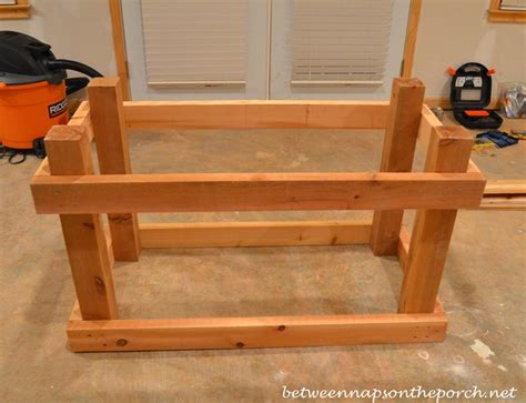 build potting bench build a potting bench or garden buffet table pottery barn