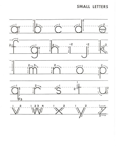 template of letters of the alphabet small alphabet letters templates loving printable