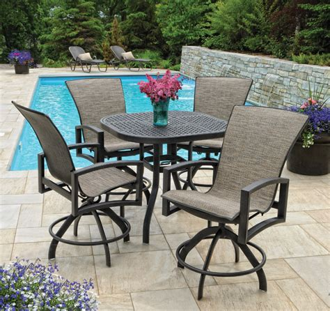 Patio Furniture Bar Set Top 10 Patio Bar Sets Of 2013