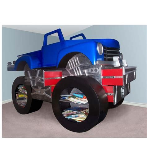 monster truck bed hand made monster truck bed by dst studio custommade com