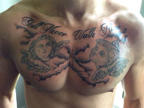 you ll never walk alone tattoo chest you ll never walk alone