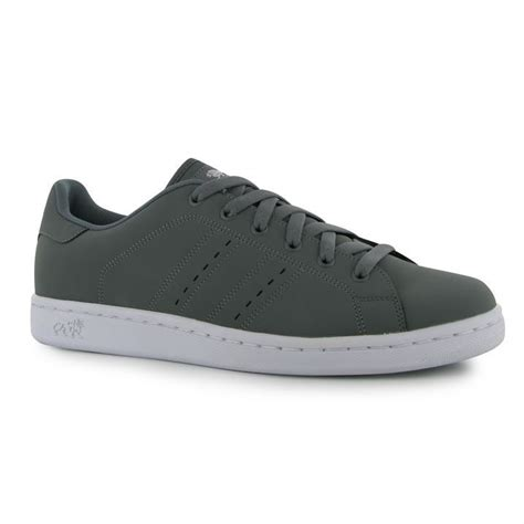 trainers c 3 68 70 lonsdale mens leyton leather trainers lace up sport