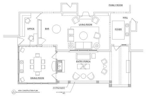 renovation floor plans 50 s ranch renovation traditional floor plan